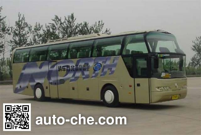 Beifang BFC6123B2-1 luxury tourist coach bus