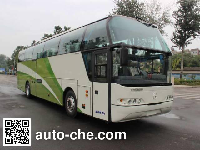 Beifang BFC6123L2D5 luxury tourist coach bus