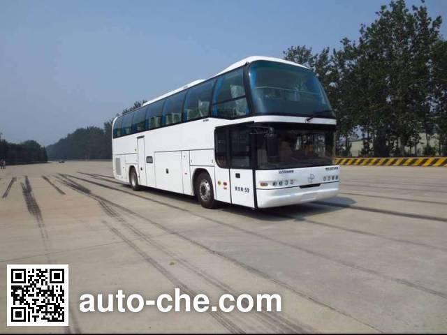Beifang BFC6128H3D5 luxury tourist coach bus