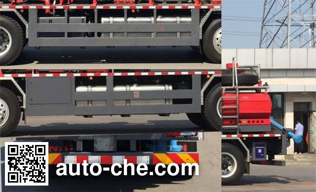 NHI Fracturing BFZ5450TYL fracturing truck