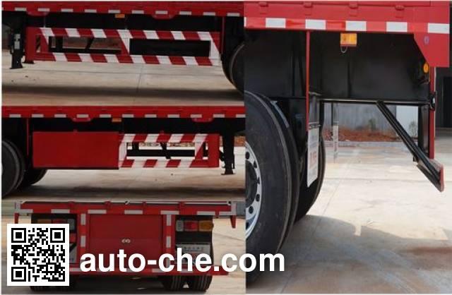 Ganan BGA9400CCY stake trailer