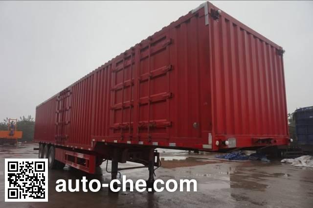Ganan BGA9401XXY box body van trailer