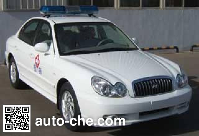 Beijing Hyundai BH5020XJHAWE ambulance