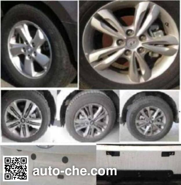 Beijing Hyundai BH6441AY MPV