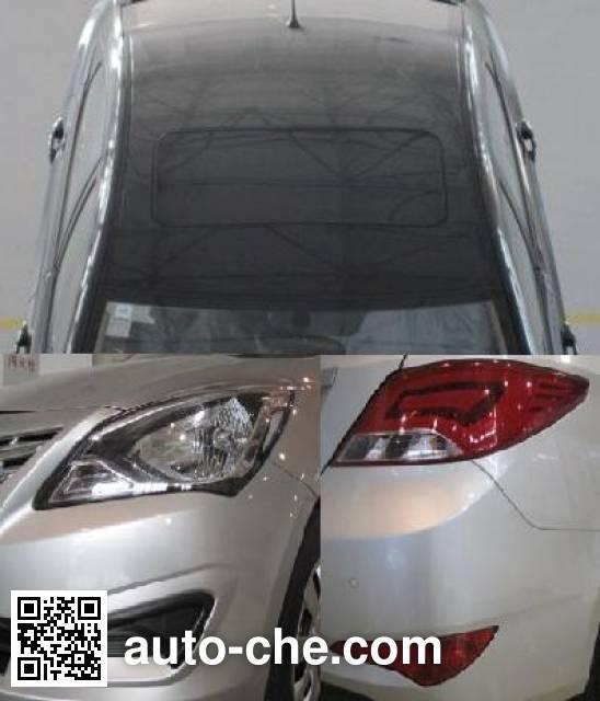 北京现代牌BH7142GMZ轿车