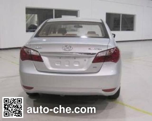 Beijing Hyundai BH7167AY car