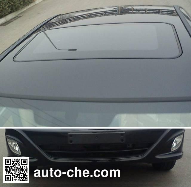 Beijing Hyundai BH7162FMZ dual-fuel car