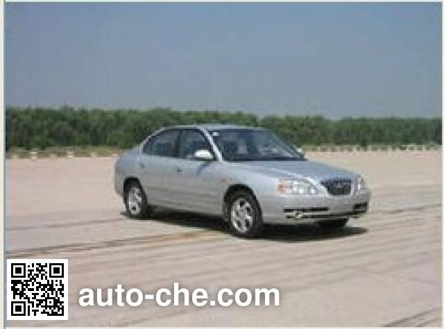 Beijing Hyundai BH7160EMW dual-fuel car