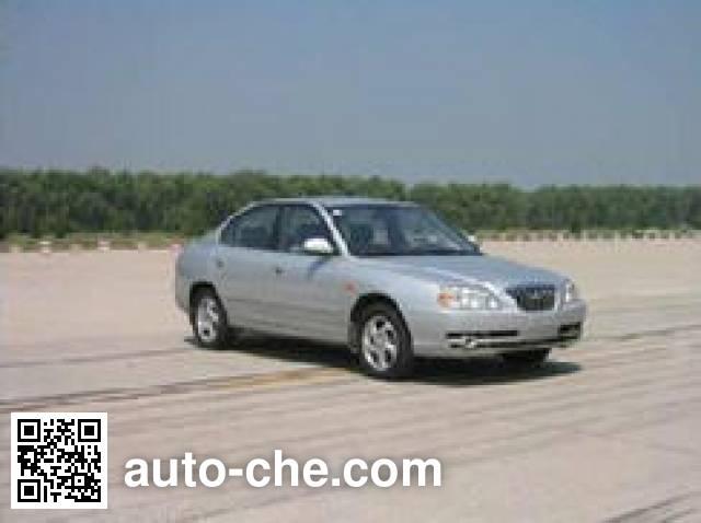 北京现代牌BH7162AY轿车