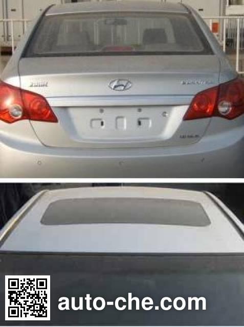 Beijing Hyundai BH7182MX car