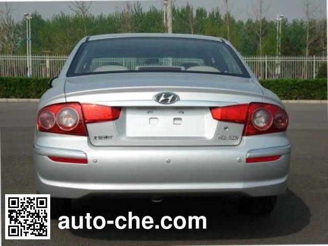 Beijing Hyundai BH7183FMY dual-fuel car