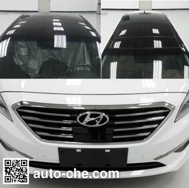 Beijing Hyundai BH7240RAV car