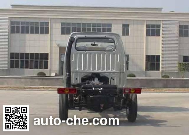 Foton BJ1020V0JL4-AC dual-fuel truck chassis