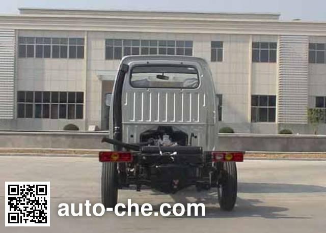 Foton BJ1020V0JL4-BA dual-fuel truck chassis