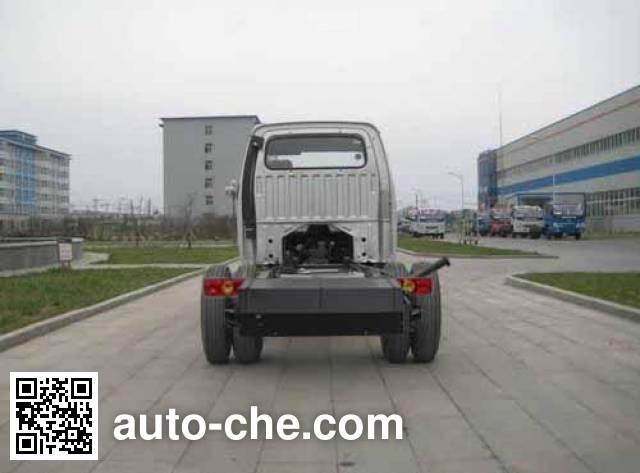 Foton BJ1030V3AL4-AB dual-fuel truck chassis