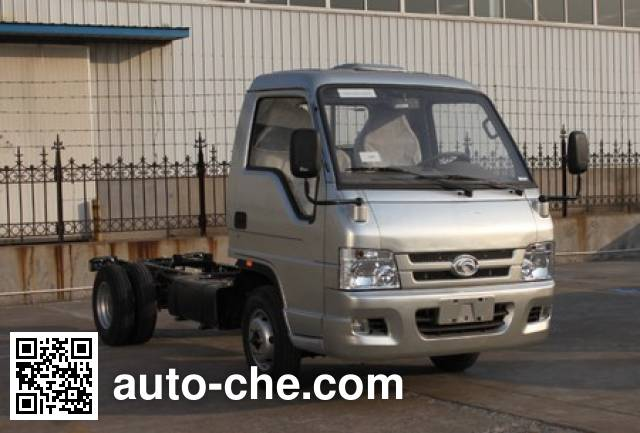 Foton BJ1032V3JV3-GG dual-fuel truck chassis