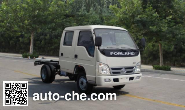 福田牌BJ1032V4AV5-D6载货汽车底盘