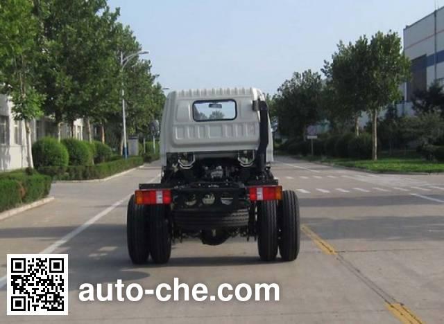 Foton BJ1032V4PL5-AE dual-fuel truck chassis