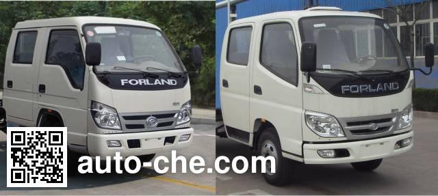 福田牌BJ1036V3AV5-N3载货汽车底盘