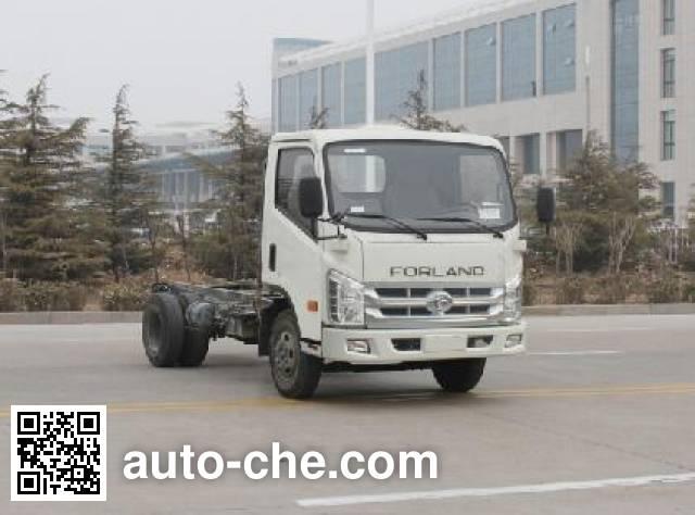 福田牌BJ1036V3JV5-N1载货汽车底盘