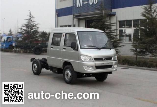 福田牌BJ1036V3AV4-GH载货汽车底盘
