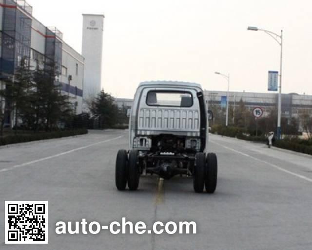 福田牌BJ1036V5JV5-F1载货汽车底盘