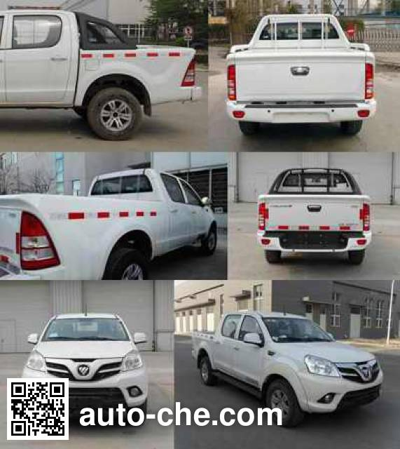 Foton BJ2037Y2MXV-L2 off-road pickup truck