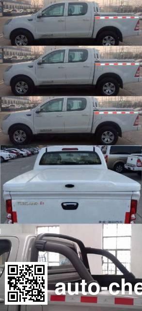 Foton BJ1037V3MD6 light truck