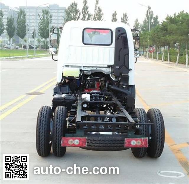 福田牌BJ1041V9JD3-A1载货汽车底盘