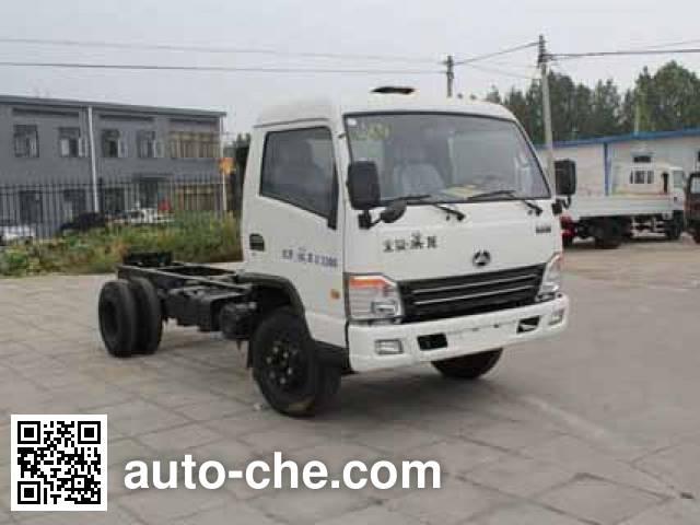 北京牌BJ1044P1T51D载货汽车底盘