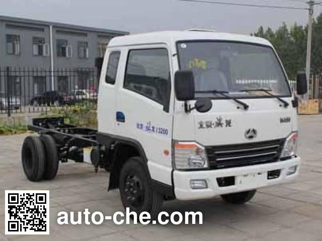 北京牌BJ1044PPT51D载货汽车底盘