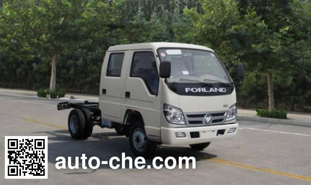 福田牌BJ1046V9AA5-AE载货汽车底盘