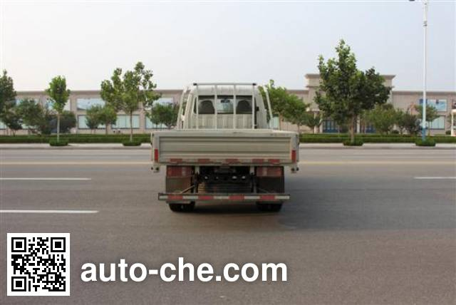 Foton BJ3046D8ABA-FD dump truck