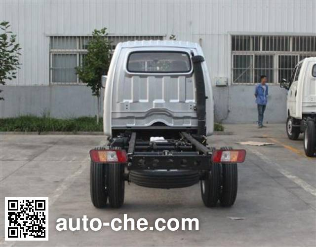 Foton BJ1046V9AB6-K6 crew cab truck chassis
