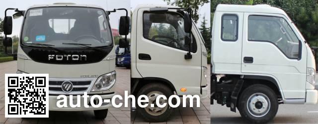 Foton BJ1046V9JA5-AD truck chassis