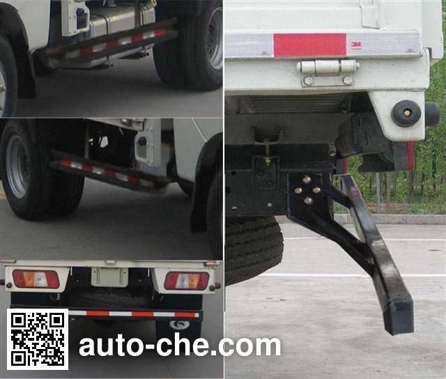 Foton BJ1046V9JB6-A1 cargo truck