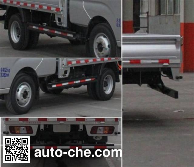Foton BJ1046V9PB5-K5 extended cab cargo truck
