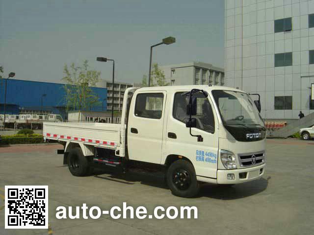 Foton BJ1049V9AD6-FE cargo truck