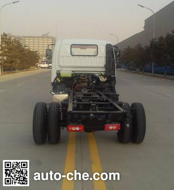 福田牌BJ1049V8JD6-C5载货汽车底盘