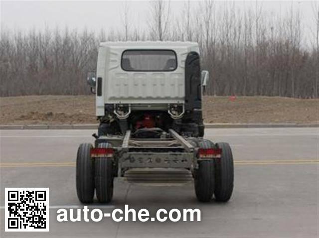 Foton BJ1053VBJEA-B1 truck chassis