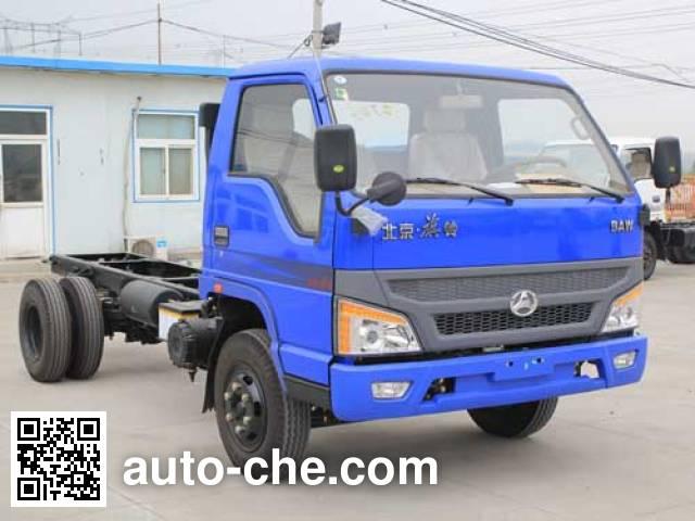 北京牌BJ1044P1U5AD载货汽车底盘