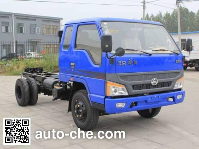 北京牌BJ1070PPT43D载货汽车底盘