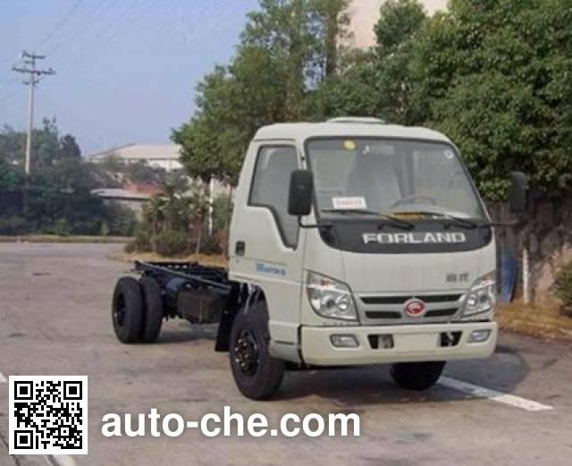 福田牌BJ1072VEPEA-G2载货汽车底盘