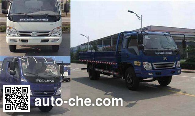 Foton Forland BJ1083VDPEG-1 бортовой грузовик
