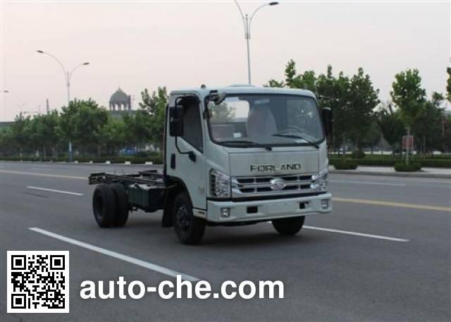 福田牌BJ1043V9JEA-GM载货汽车底盘
