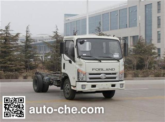福田牌BJ1083VEJEA-A1载货汽车底盘