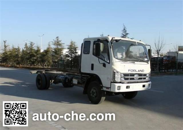 福田牌BJ1043V9PEA-GN载货汽车底盘