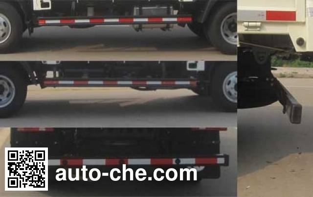 Foton BJ1085VEJEA-1 cargo truck
