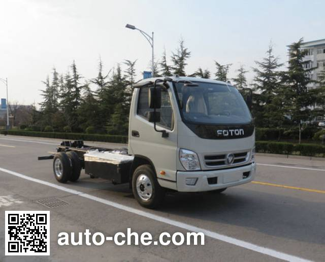 Foton BJ1089EVJA electric truck chassis