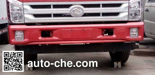 Foton BJ1093VEPEG-A1 cargo truck